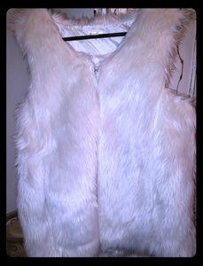 NWT Xhjlaration Fur Vest 1XL